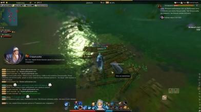 """Swordsman Online """"Данж рыбалка"""""""
