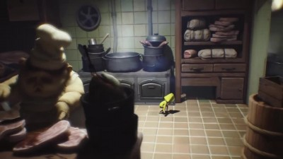 Little Nightmares - Хоррор платформер