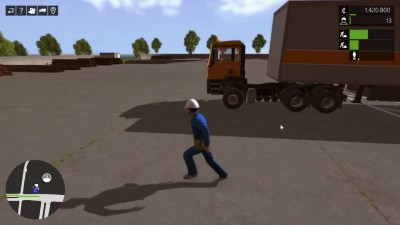 "Construction Simulator 2015 ""Высшая лига _ ч25 Construction Simulator 2015"""