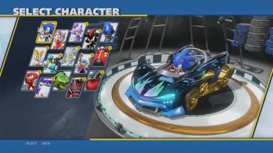 17 минут геймплея Team Sonic Racing