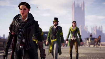 "Assassin's Creed Syndicate ""Gang 101 Trailer"""
