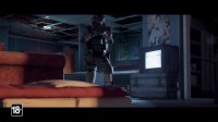 Tom Clancy's Rainbow Six Осада - Blood Orchid : Оперативник Lesion
