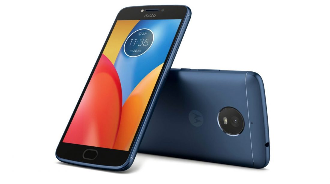 Представлена обновленная версия телефона Moto X4 с6 ГБОЗУ