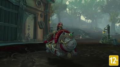 Хрюндель, благодатный свин - новое средство передвижения в World of Warcraft
