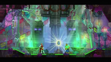 Guacamelee! 2 - новый геймплейный ролик метроидвании
