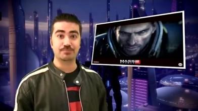 Mass Effect 2 - Обзор Angry Joe [Русская озвучка]