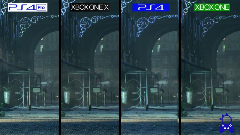 Графическое сравнение Devil May Cry 5 на всех консолях