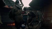 """""""Ведьмак"""" от Netflix: создание визуальных эффектов, сцена битвы"""