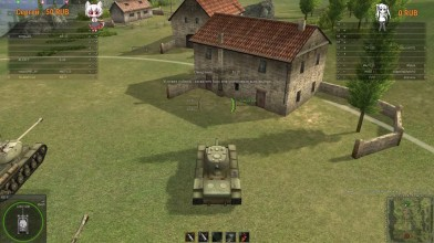 Ground War: Tanks - Погоняем?! CrewGTW