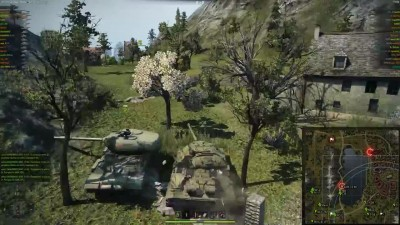 �������� ��� �� ��-7 World of Tanks 0.9.7