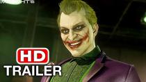 Тизер Джокера для Mortal Kombat 11 с церемонии The Game Awards
