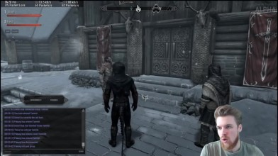 Бета-тест мультиплеера в The Elder Scrolls 5: Skyrim