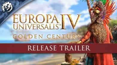 Дополнение Golden Century для Europa Universalis IV уже доступно