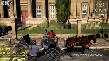 Assassin's Creed Syndicate - GTX 1060 - i5 (Simulated) - 1080p - 1440p - 4K
