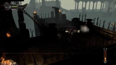 God Of War Ascension - геймплей на эмуляторе RPCS3 0.0.5