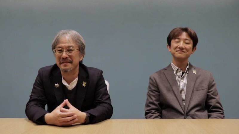 The Legend of Zelda: Breath of the Wild - разговор с Аонумой и Фудзибаяси
