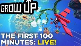 Grow Up - Больше часа геймплея приключений БАДа