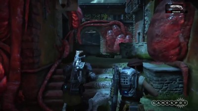 "Gears of War 4 ""Геймплей Night Terrors Mission"""