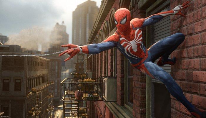 Игру про Человека-паука отInsomniac обещали выпустить в этом 2017-ом