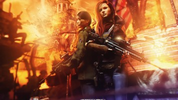 Homefront The Revolution тест GPU