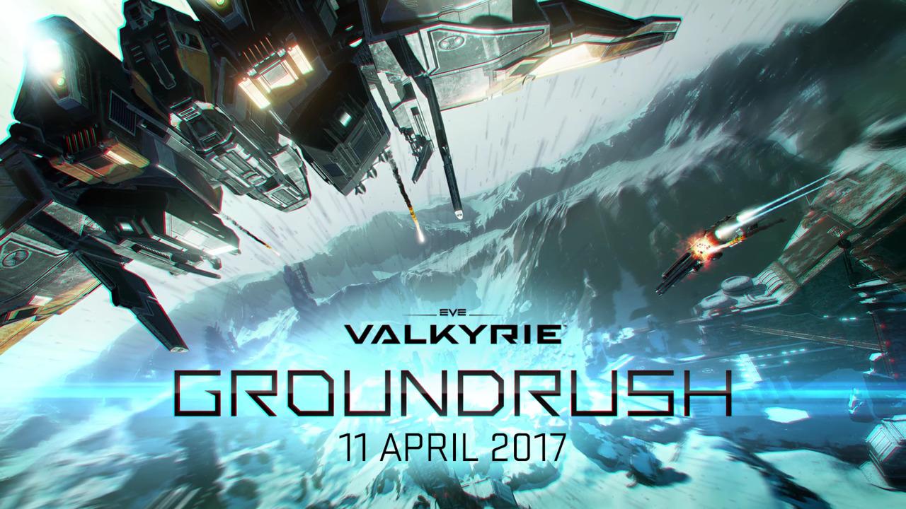 EVE: Valkyrie переносит сражения к поверхности планет