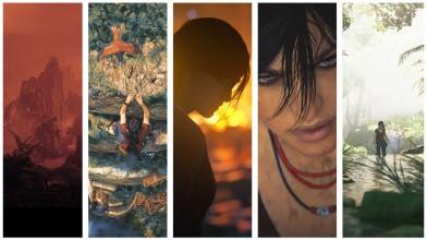 Лучшие работы конкурса в честь Uncharted: The Lost Legacy