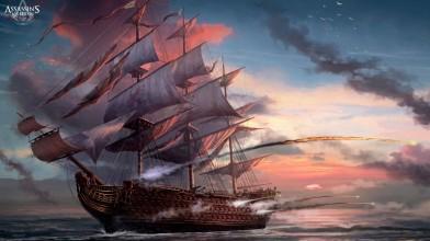 Новые концепт-арты Assassin's Creed IV: Black Flag