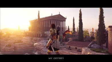 Клип Assassin's Creed: Odyssey - My Odyssey by Miracle Of Sound ft. Karliene