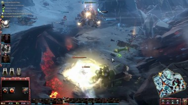 Warhammer 40000: Dawn Of War III - Военачальник TITAN