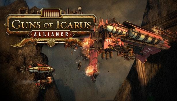 Guns of Icarus Alliance появится на PS4 в мае