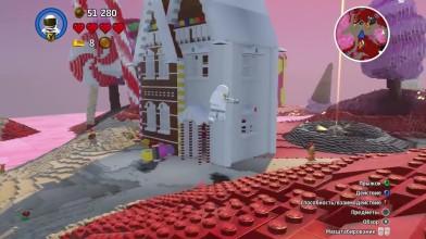 LEGO Worlds Прохождение - Часть 2- СЛАДКАЯ ПЛАНЕТА