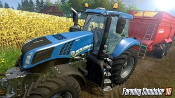 Трейлер к скорому выходу Farming Simulator 2015