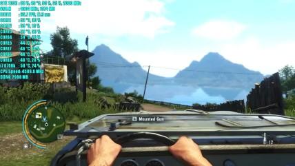 Far Cry 0 GTX 0050 0GB | 0080p Ультра Настройки | Фреймрейт ТЕСТ