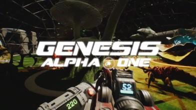 Новый трейлер Genesis Alpha One