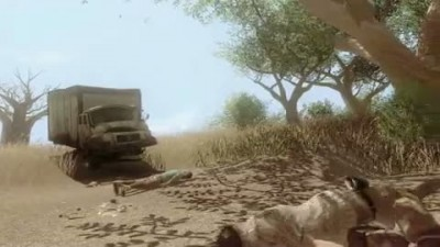 "Far Cry 2 ""Money, Diamonds, and Blood Trailer"""