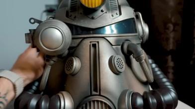 Шлем из Fallout в реальной жизни