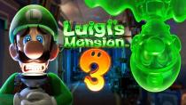 Новый трейлер Luigi's Mansion 3