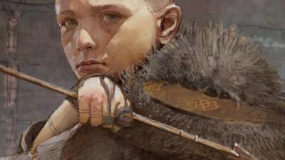 Новый трейлер God of War рассказывает предысторию Атрея, сына Кратоса