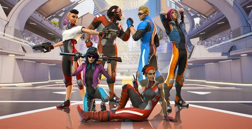 Оглашены сроки проведения ОБТ мультиплеерного шутера Quantum League на PC