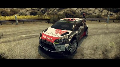 "WRC 5 FIA World Rally Championship ""Трейлер"""