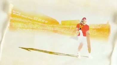 """Virtua Tennis 4 """"Начальное видео"""""""