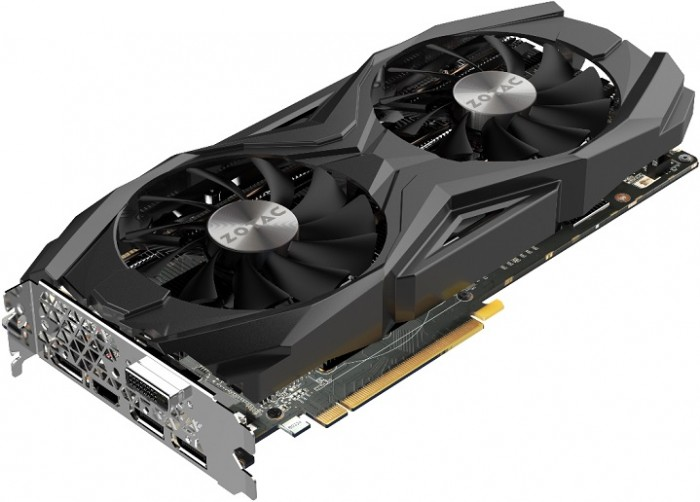 GeForce GTX 1080 Ti AMP