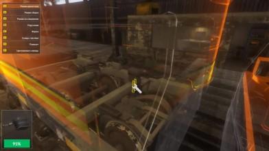 Обзор Train Mechanic Simulator 2017 | Поездатые поезда | Первый взгляд