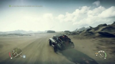 Демонстрация геймплея Mad Max с PlayStation.Blog на E3 2015