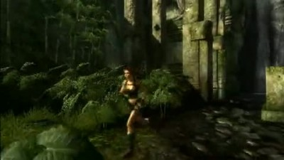 "Tomb Raider: Underworld ""Tiger Trailer"""
