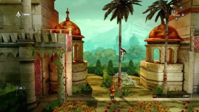 6 минут геймплея Assassin's Creed Chronicles: India