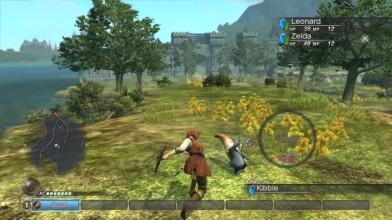 White Knight Chronicles - пример эмуляции PS3 версии на ПК