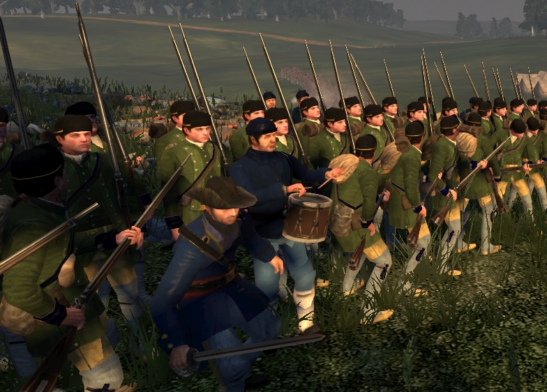 Empire Total War American Civil War The Blue And The Gray Mod Download