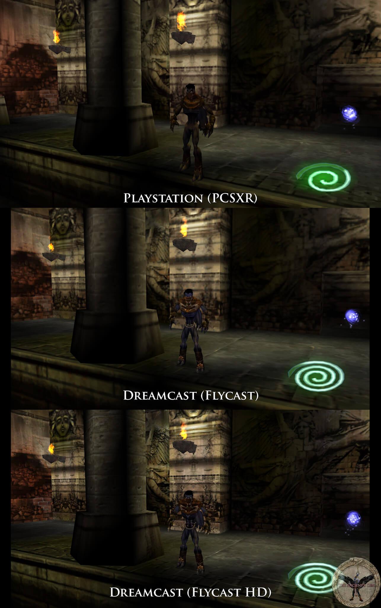 Вышел мод HD Remaster с помощью ИИ для Legacy of Kain: Soul Reaver