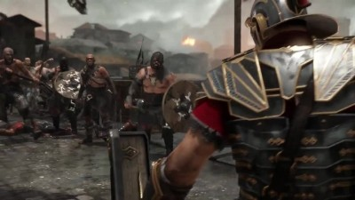 "Ryse: Son of Rome ""Трейлер A Hero Rises"""